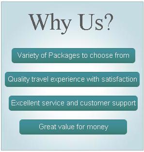 we provides Domestic and International Tour Services like Yoga Tours, Pilgrimage Tours, Trekking Tours, Wildlife Tours, Ayurveda & Spa Tours, and Adventure Tours , Call us +91-9891279330